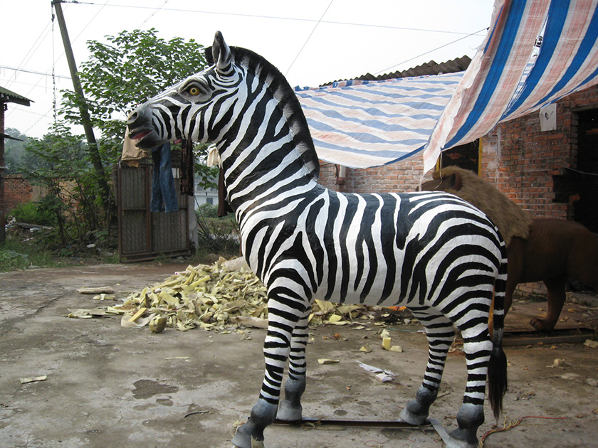 Simulation Zebra
